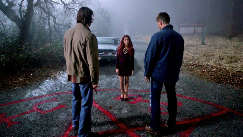 I think SPN did this better than the last time