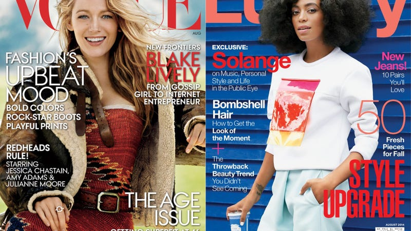 The Battle for September: Vogue Wins, Lucky Loses