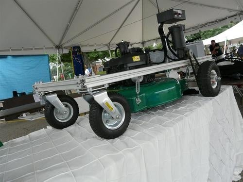 RC Lawnmower