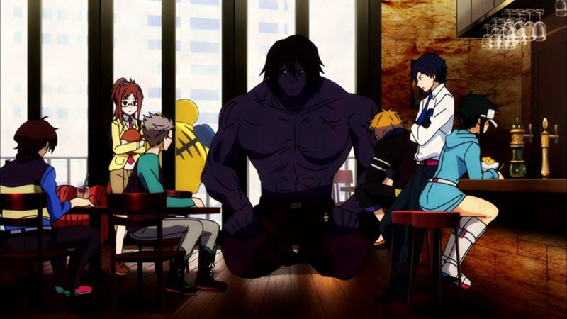 If You Like X-Men, You'll Probably Like Hamatora