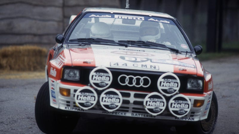 Who Is The Best Rally Driver Of All Time?