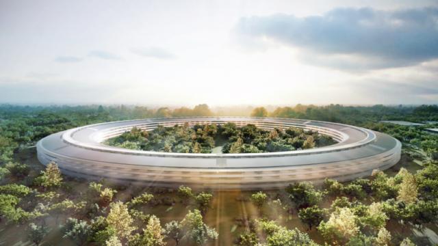 The LA Times Thinks Apple's Spaceship Campus Sucks