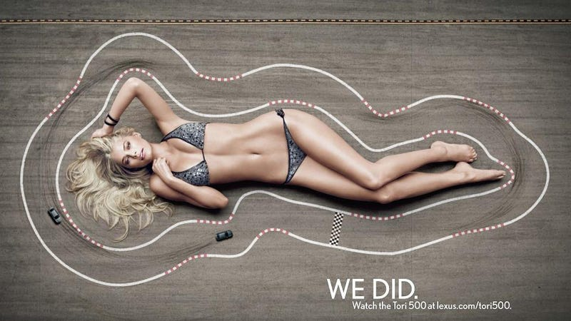 How Fast Can You Race Around This Sports Illustrated Swimsuit Model's Body?