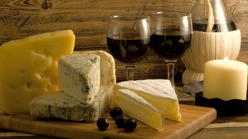 COTD: Wine And Cheese Edition