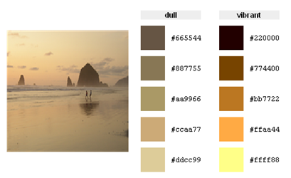 Do some redecorating with the Color Palette Generator