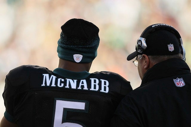 Andy Reid And Donovan McNabb Were Better Than Philly Wants To Remember