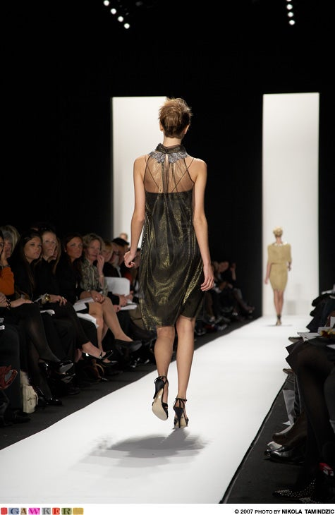 Fashion Week: Badgley Mischka