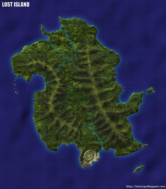 The Cartograpic Wonders of Lost Island
