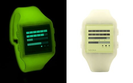 Nooka Glow-In-The-Dark Watches Are Just For Kanye West