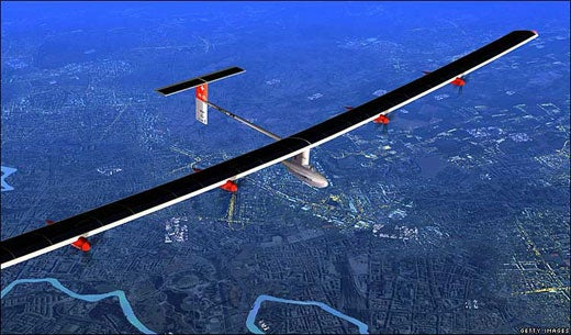 Solar Impulse: Around the World in a 100% Sun-powered Airplane