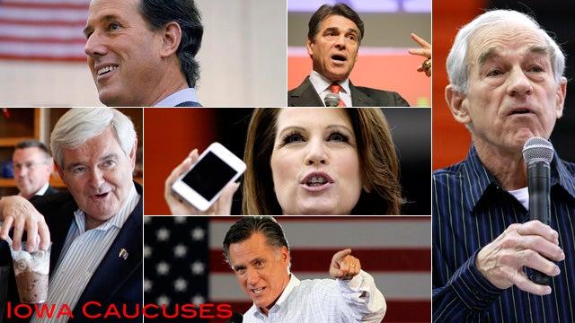 Live: The Iowa Caucuses