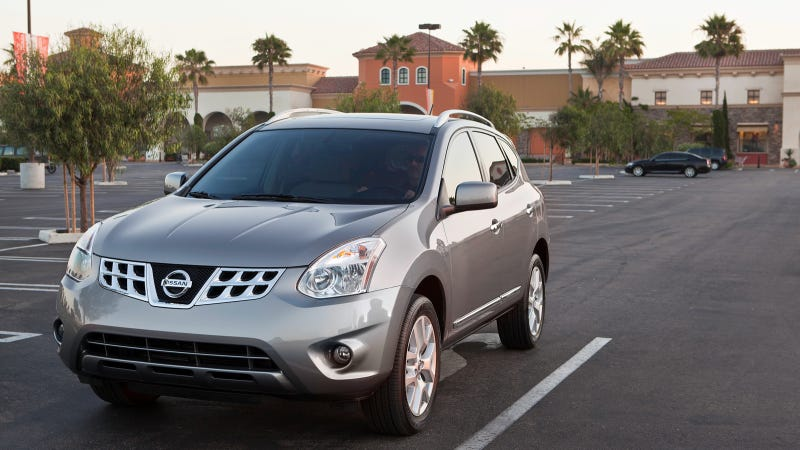 Nissan Decides It Can't Kill The Current Rogue