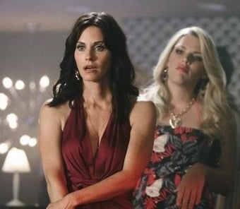 "Cougar Town ""About As Subtle As A Kick To The Groin"""