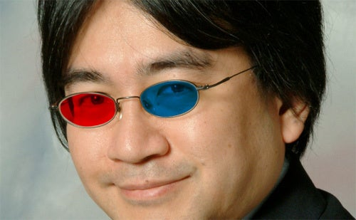 Nintendo Prez Suggests Next Console Could Be 3D