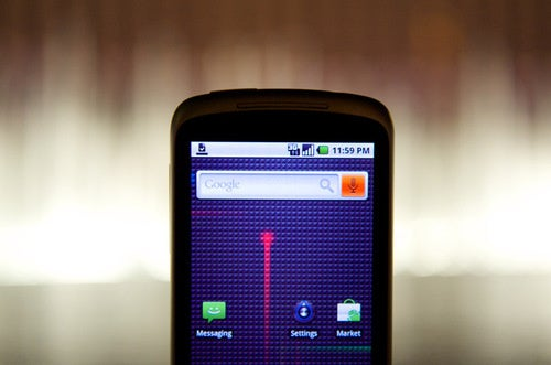 Leaked Google Nexus One Firmware Upgrade Could Address Spotty 3G Reception