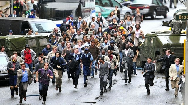 Zombie movie World War Z is an undead disaster