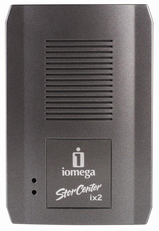 StorCenter ix2: Iomega's Surprisingly Cheap EMC Home Server