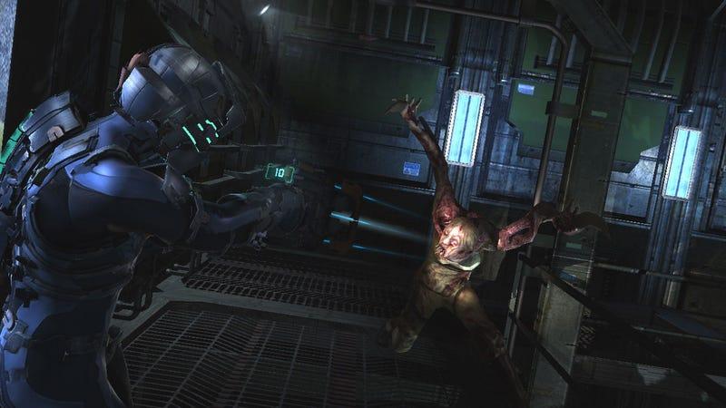 Dead Space 2 stills