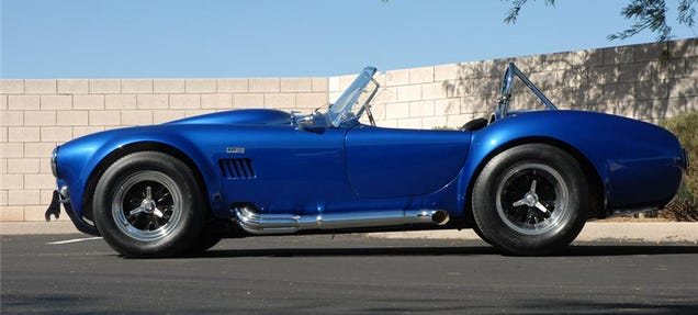 The Ultimate Shelby Cobra Just Sold For $5.115 Million