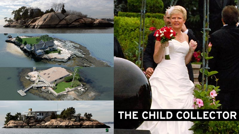 $250 Million Island-Collecting Widow Dumped Two Children She Adopted from China