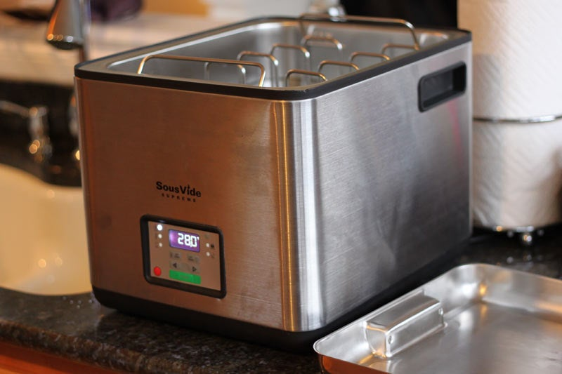 SousVide Supreme Review: How To Cook From the Inside Out