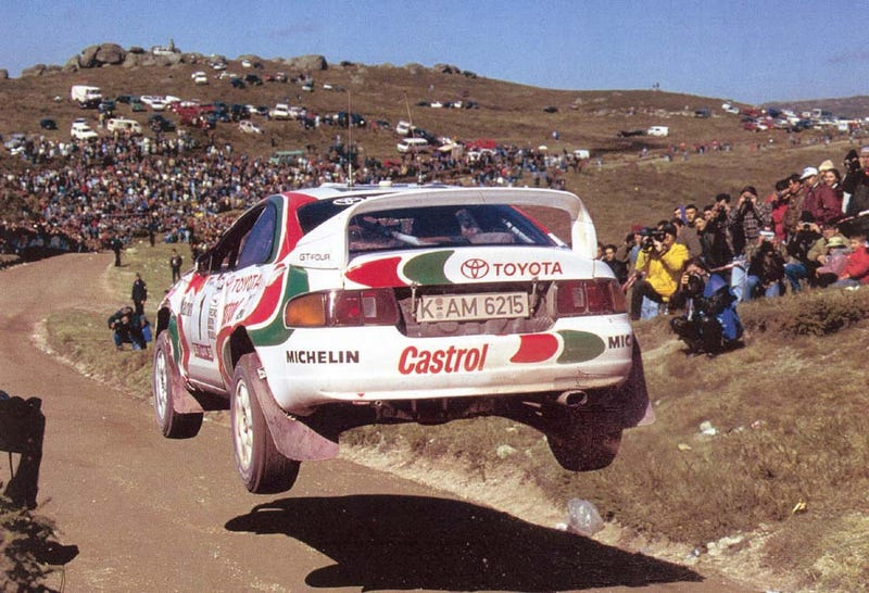 What's Oppo's Favorite Rally Car?