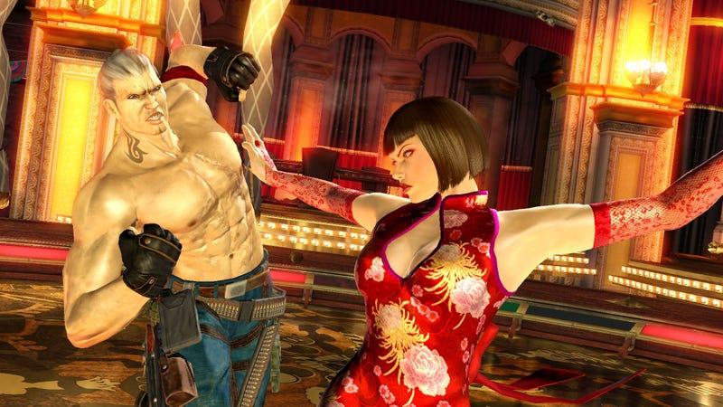 Tekken 6 Preview: When Pigs Fly