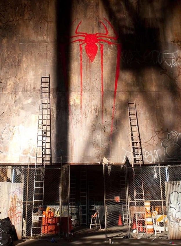 The Amazing Spider-Man Viral Images