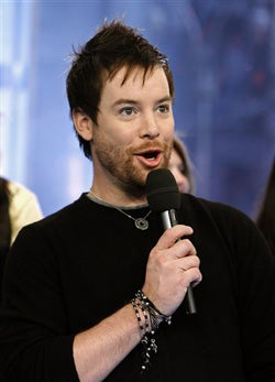 David Cook wants me to pretend his new single got leaked