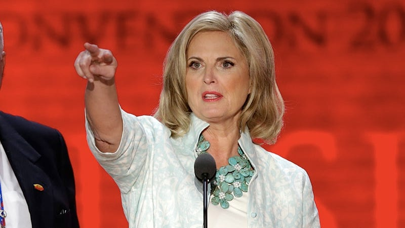 Ann Romney Does a Serviceable Oprah Impression, Doesn't Say Much About Mittens