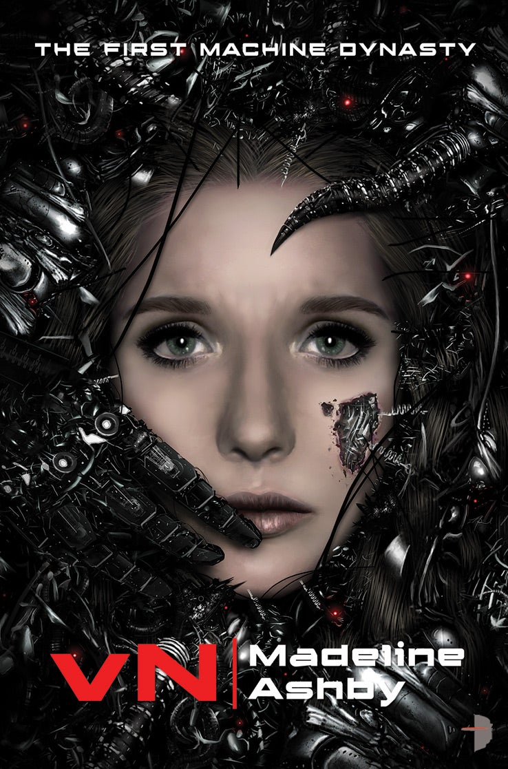 The Most Messed Up Book About Robot Consciousness Ever