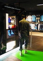 Adidas Opens First Store with Virtual Shopping Mirrors