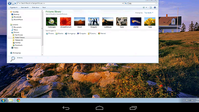 Chrome Remote Desktop Arrives on Android