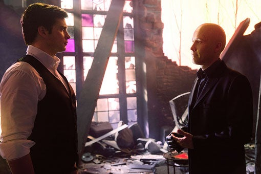 Smallville Lex Luthor returns photos