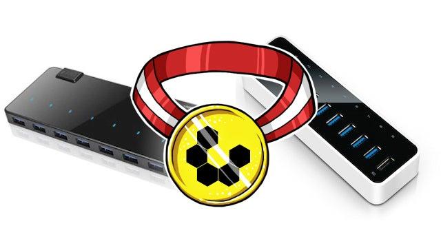 Most Popular USB Hub: Anker 7-Port and 9-Port Powered USB 3.0 Hubs