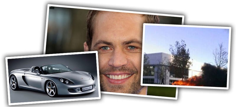 Porsche Is Being Sued For Paul Walker's Death