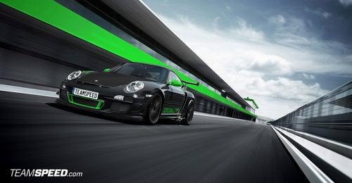 Porsche 911 GT3 Hybrid: Rendered, Speculatively