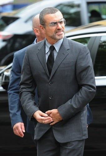 George Michael Sentenced to Eight Weeks in Jail for Driving Stoned