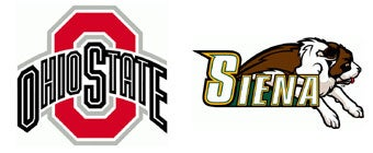 NCAA First Round: (8) Ohio State vs. (9) Siena