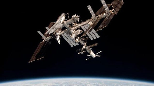 NASA Might Have to Control the International Space Station by Remote Control