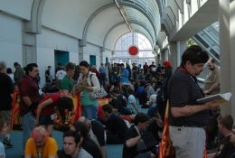 Some Notable Absences at Comic-Con