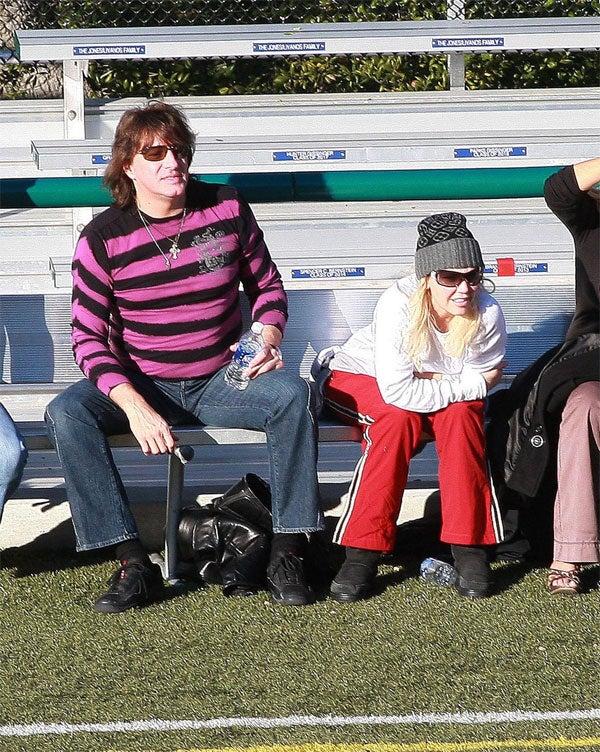 Heather Locklear & Richie Sambora: Score!