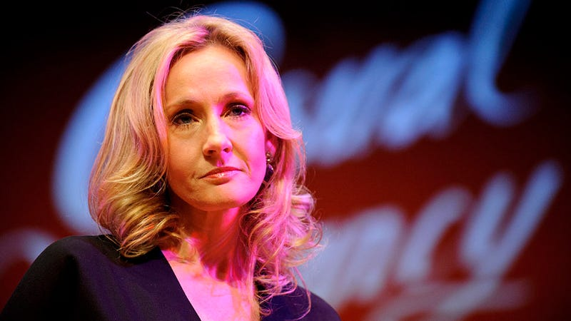 J.K. Rowling Asked to Stop Writing, Taking Up Shelf Space