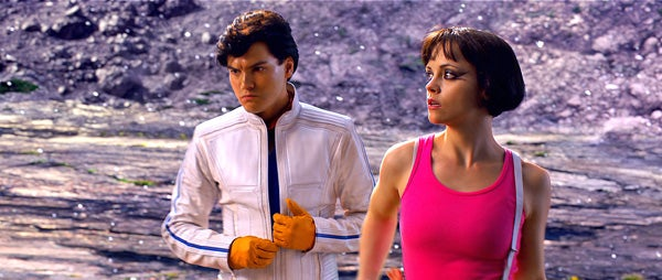 Four Ways of Looking at Speed Racer