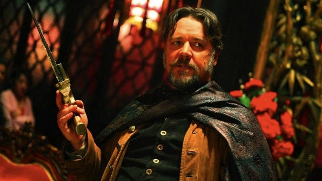 The Man With The Iron Fists isn't bad if you imagine Russell Crowe wandered on set and decided to be in a movie