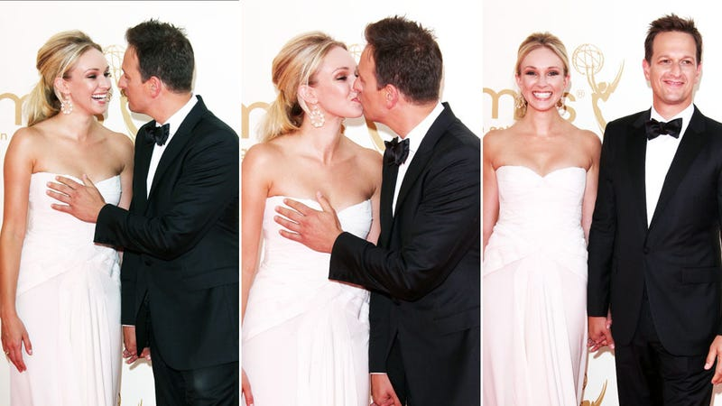 Actor Gets to Second Base on Red Carpet