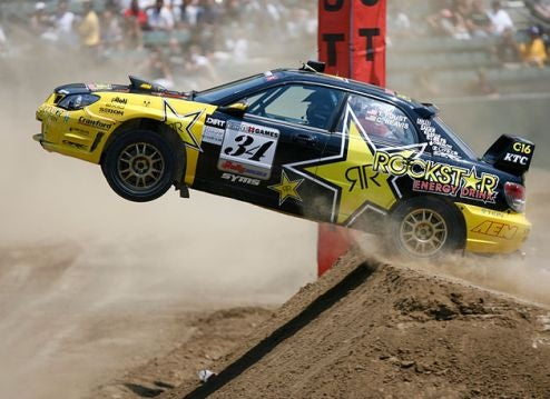 Tanner Foust To Replace Travis Pastrana In ROC After Recent Injury