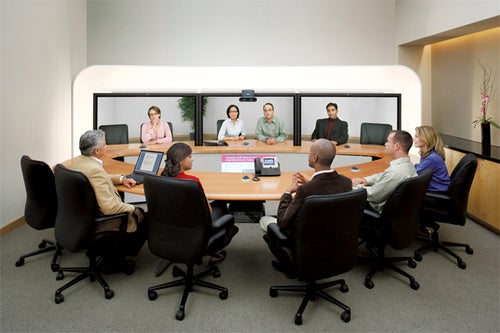 Cisco's Telepresence Video Chat is Expected for Homes Next Week