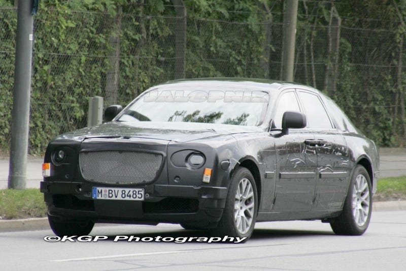 First Look: Rolls Royce RR4 Interior