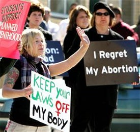 The Pro-Choice Movement, Proving the Anti-Choice Movement Right